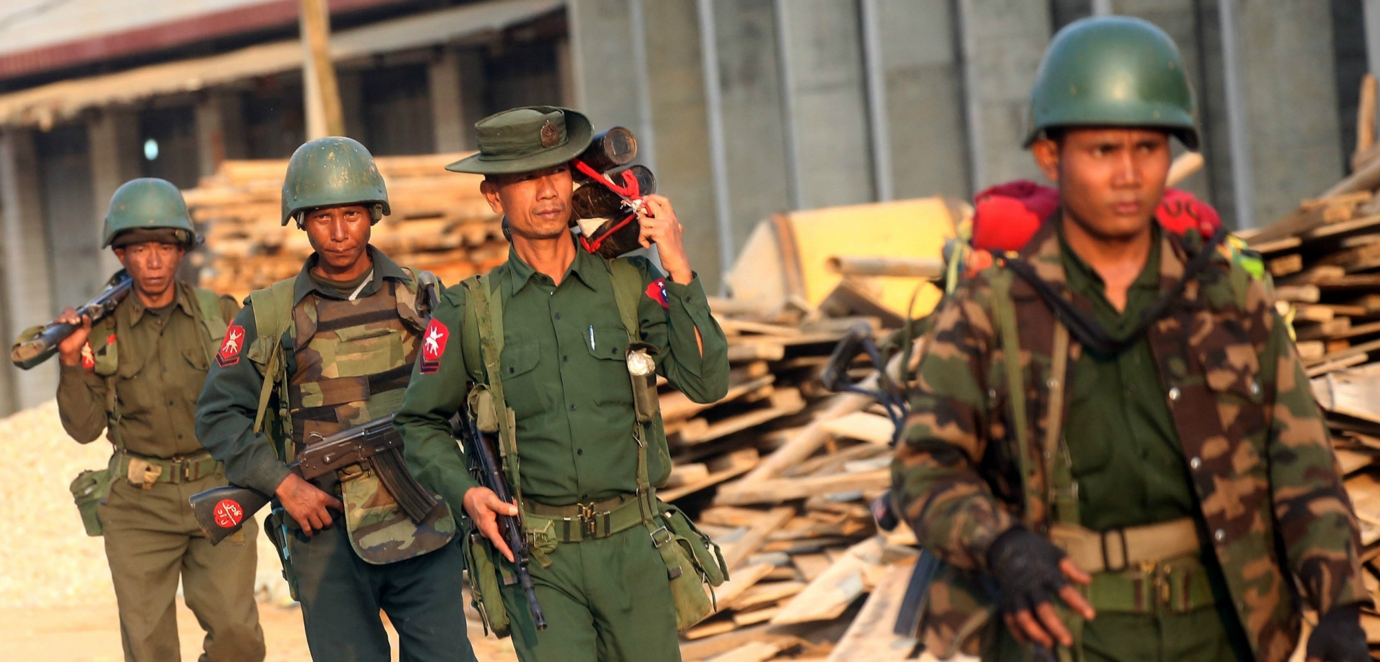 Why Kokang Rebels Are Giving Fits to Burma's Military – Foreign Policy
