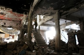 SYRIA-CONFLICT-YARMOUK