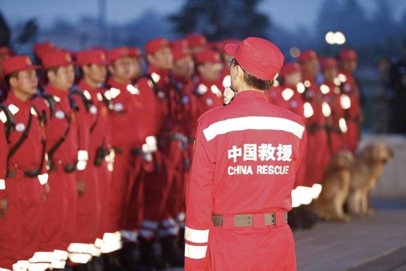 CHINA-NEPAL-INDIA-QUAKE-AID