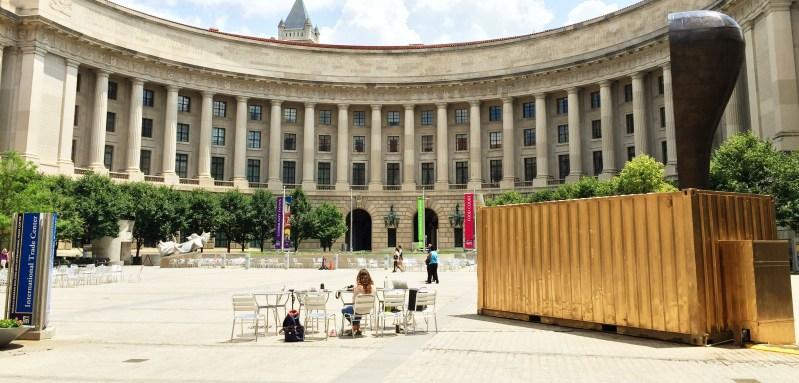 Image 1 - Portal at Woodrow Wilson Plaza