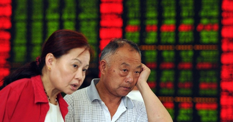 Chinese Stock Investors Seek a Savior, or a Scapegoat ...