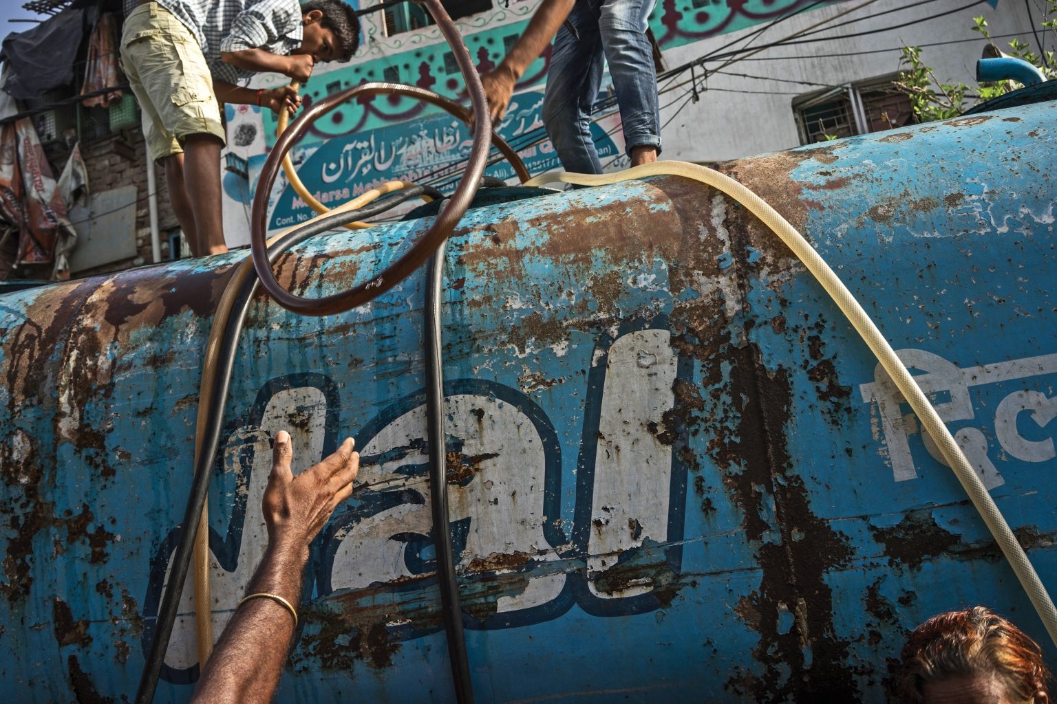 At the Mercy of the Water Mafia – Foreign Policy