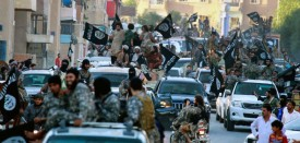 Islamic State Parade