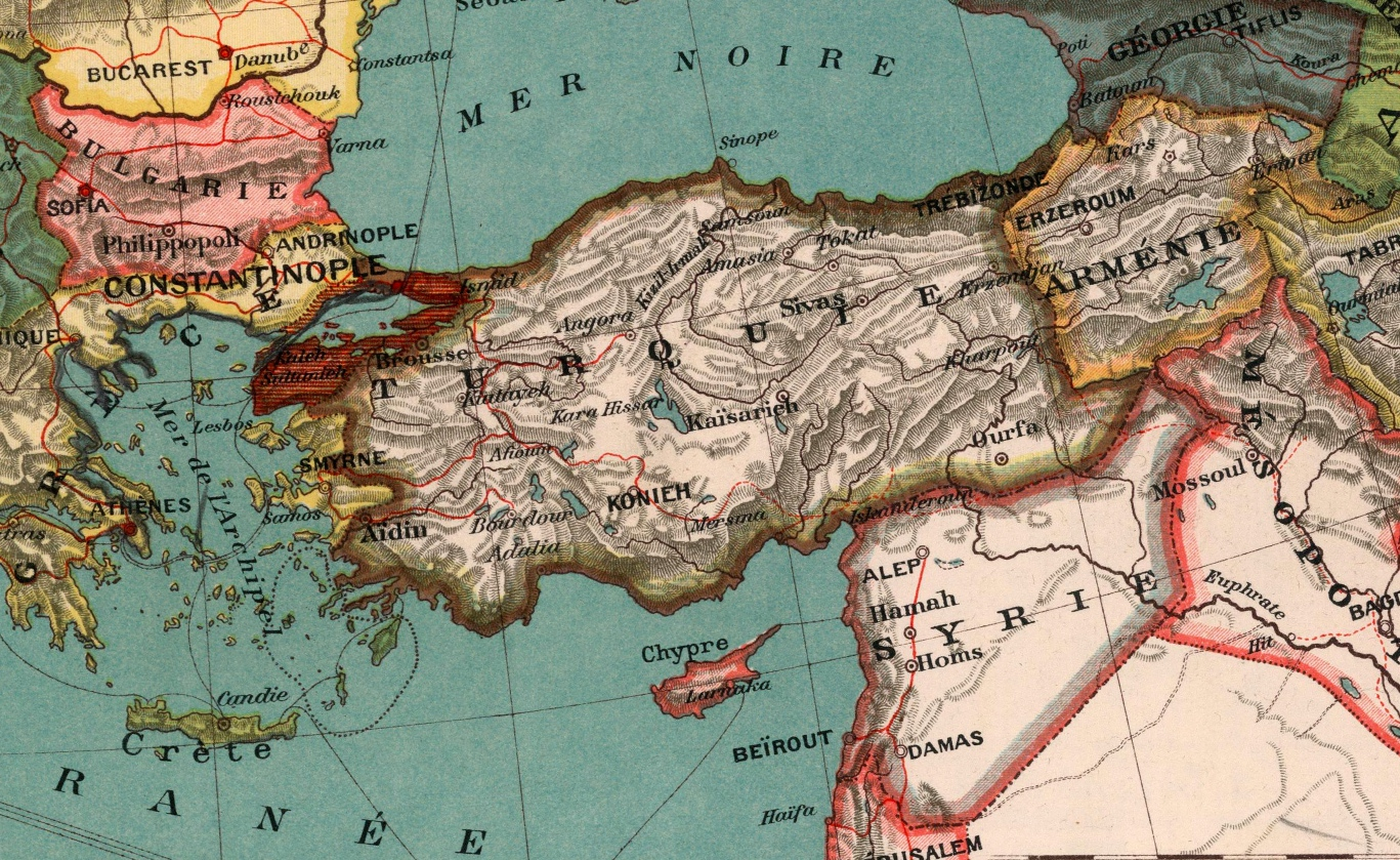 Forget Sykes-Picot. It\'s the Treaty of Sèvres That Explains ...
