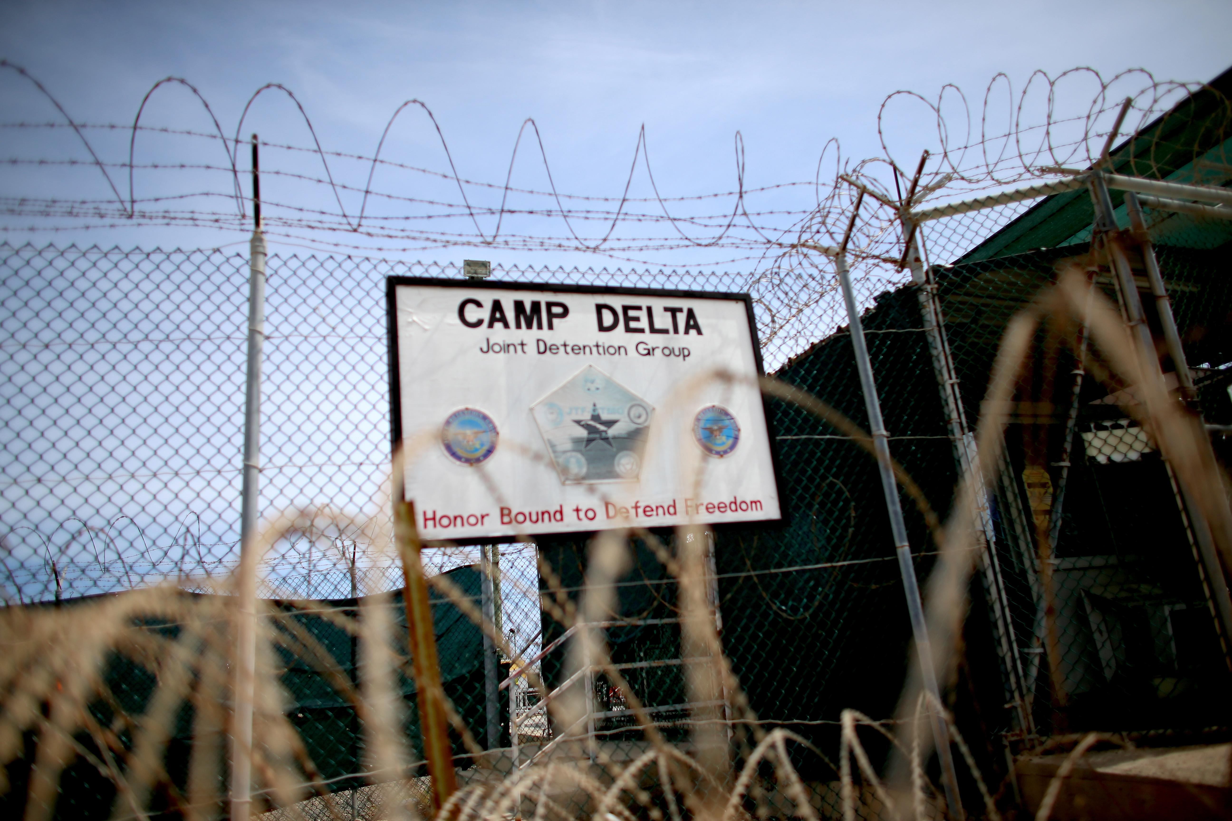 Al Qaeda Detainee Released From Guantanamo