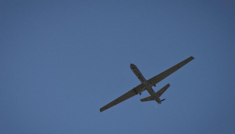 U S  Conducting Clandestine Drone Campaign in Syria