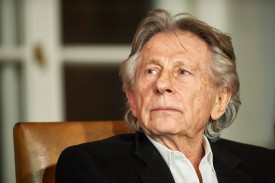 KRAKOW, POLAND - OCTOBER 30: French-Polish film director Roman Polanski is seen during a press conference at the Bonarowski Palace Hotel on October 30, 2015 in Krakow, Poland. The District Court in Krakow has rejected a US request for the Oscar award winning director to be extradited. In 1977 Polanski was accused of six crimes, including the rape of a person under the influence of drugs and molestation of a minor. Polanski, pursuant to an agreement with prosecution, pleaded guilty to having sex with a minor, and the prosecution withdrew the rest of the remaining allegations. Polanski, as part of the agreed penalties, voluntarily went to prison and spent there 42 days on the so-called diagnostic Observation. (Photo by Adam Nurkiewicz/Getty Images)