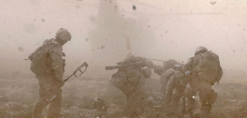<> on October 6, 2010 in Kajaki, Afghanistan.