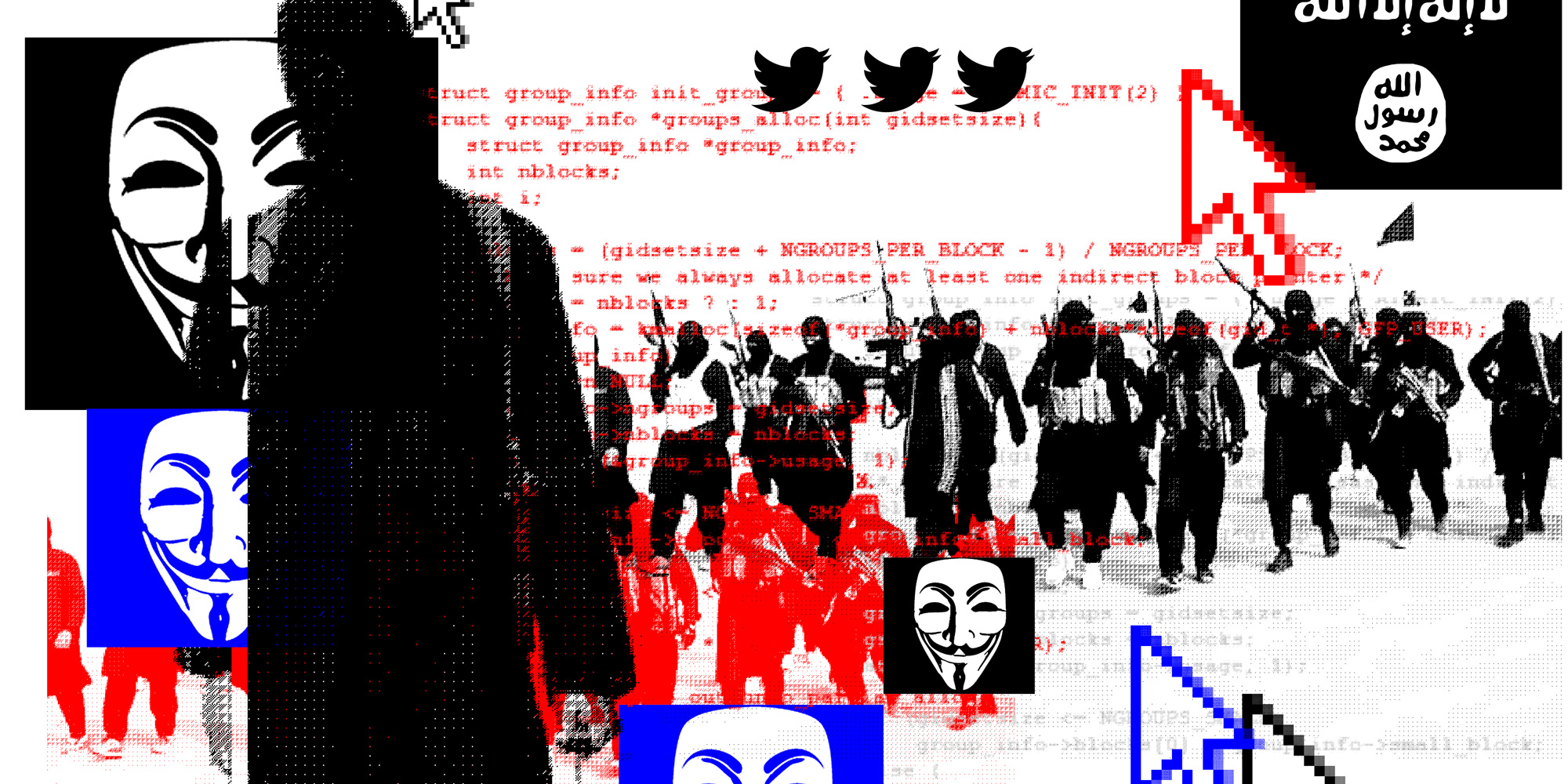 Anonymous vs  the Islamic State – Foreign Policy