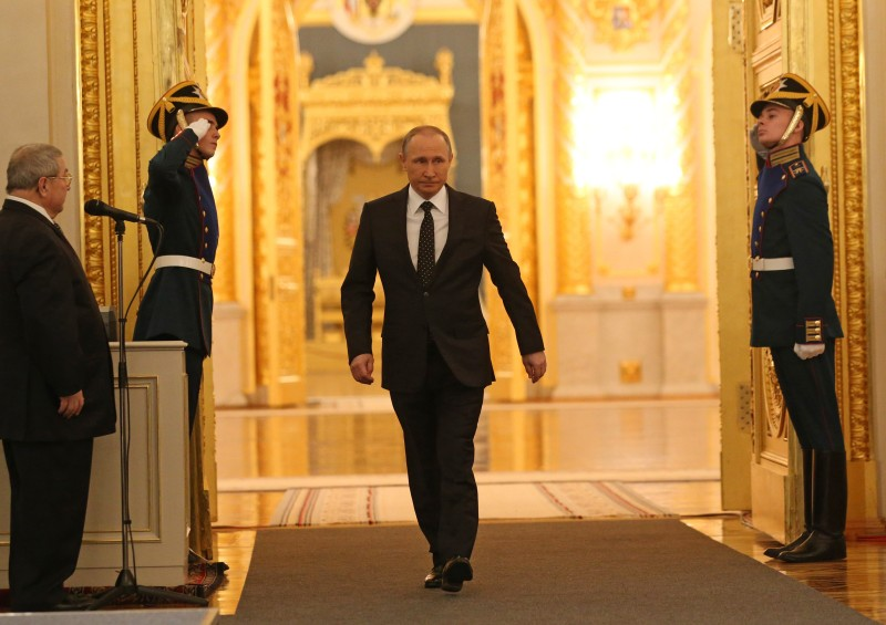 For Putin The War On Terror Makes For Good Politics Foreign Policy