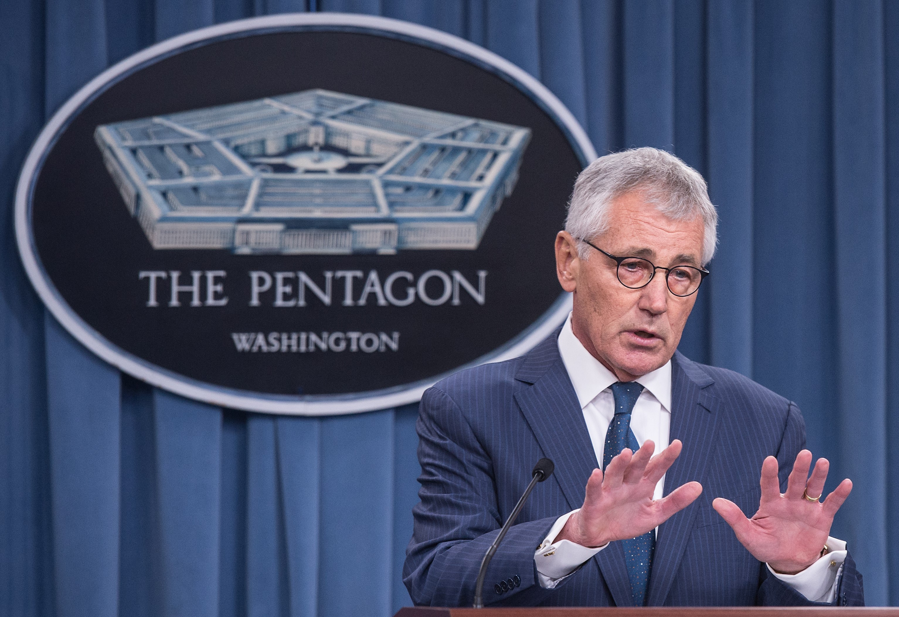 Hagel: The White House Tried to 'Destroy' Me – Foreign Policy