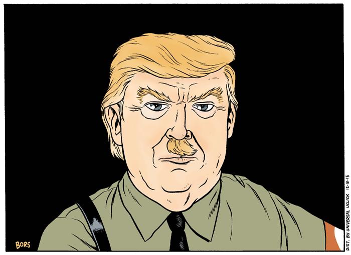 Trump Cover Art
