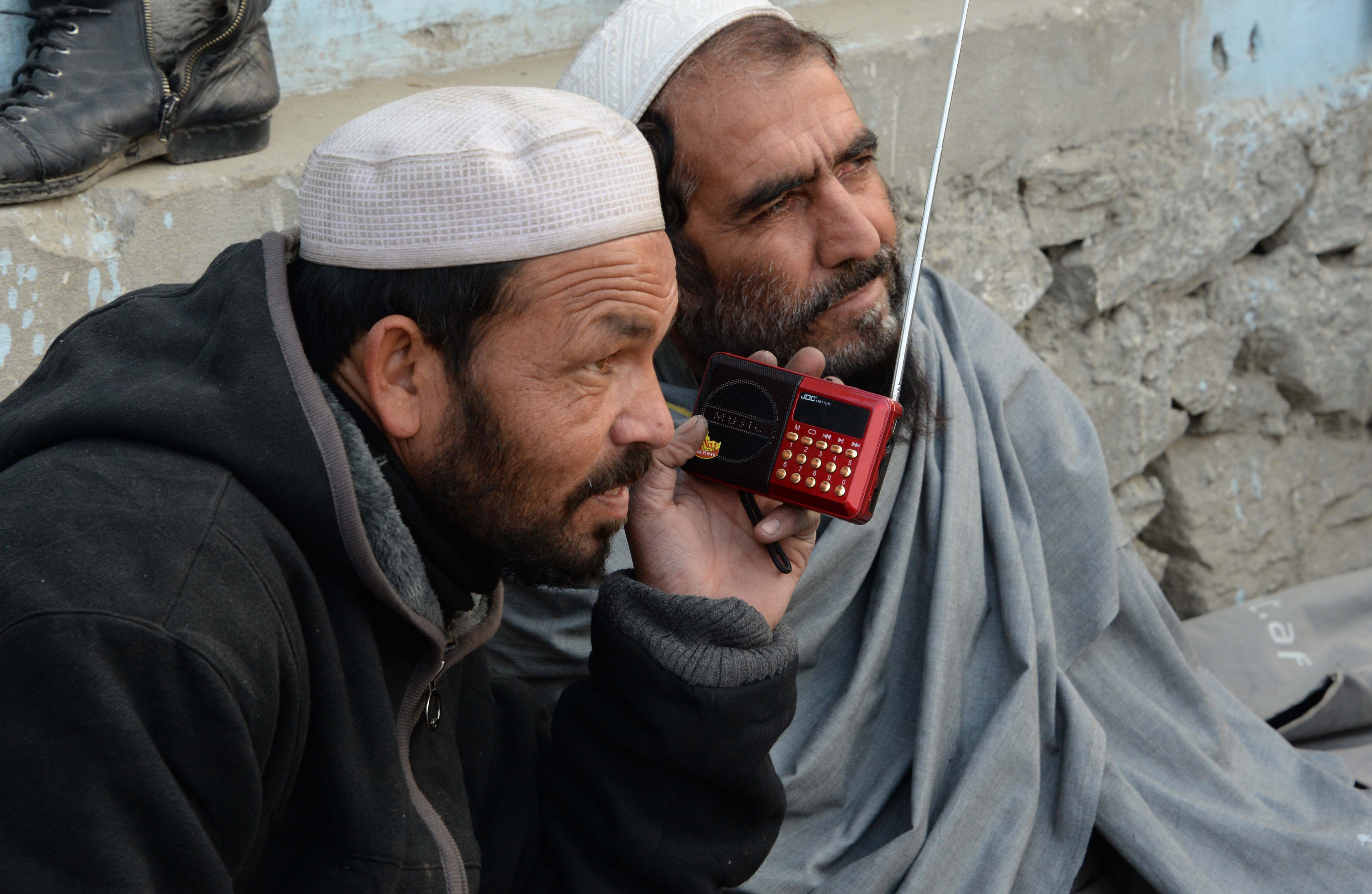 Islamic State Radio Station In Afghanistan Destroyed By U -7966