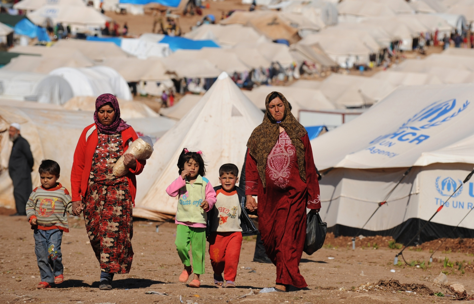 Why China Isn't Hosting Syrian Refugees – Foreign Policy
