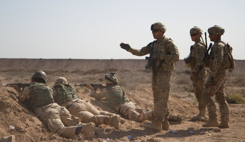 The War on ISIS Now Comes With Medals – Foreign Policy