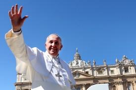 <> on March 29, 2015 in Vatican City, Vatican.