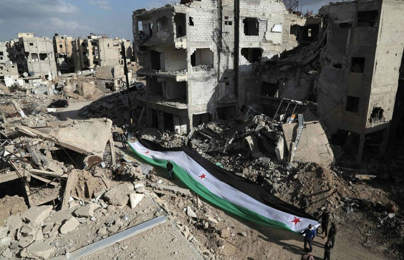 The Syrian Revolution Is Not a Holy War – Foreign Policy