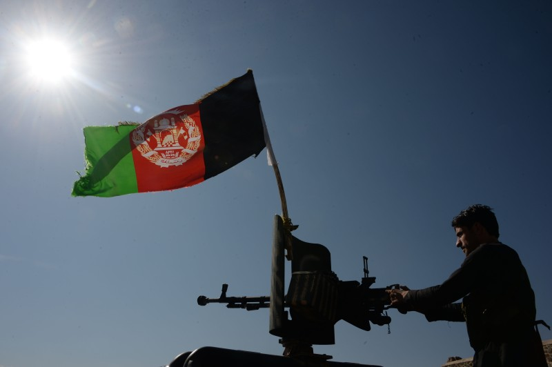 U S  Strikes Islamic State in Afghanistan Under New Authority