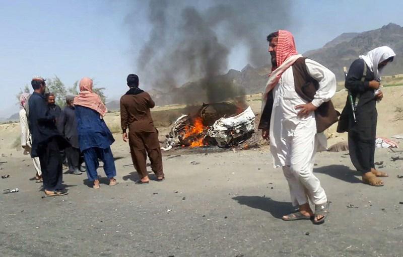 SitRep: Obama Confirms Taliban Chief Death