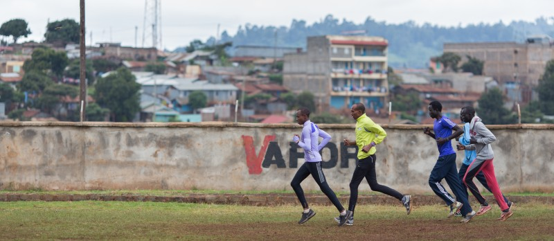 Refugee Runners Ready for Rio