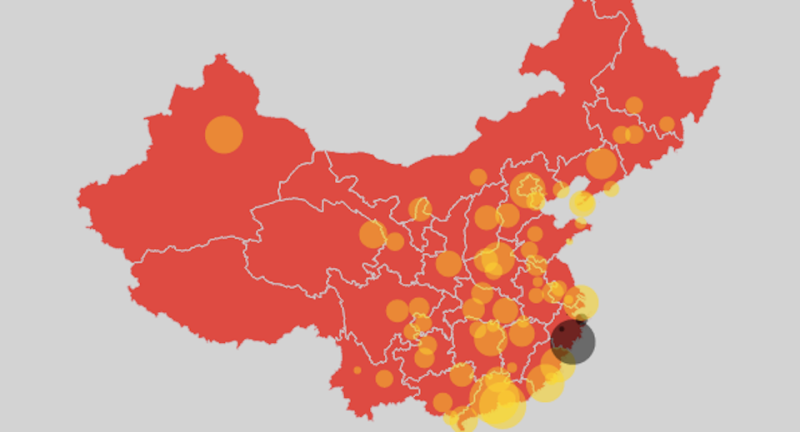 Mapped: China's Skyrocketing Housing Prices – Foreign Policy on