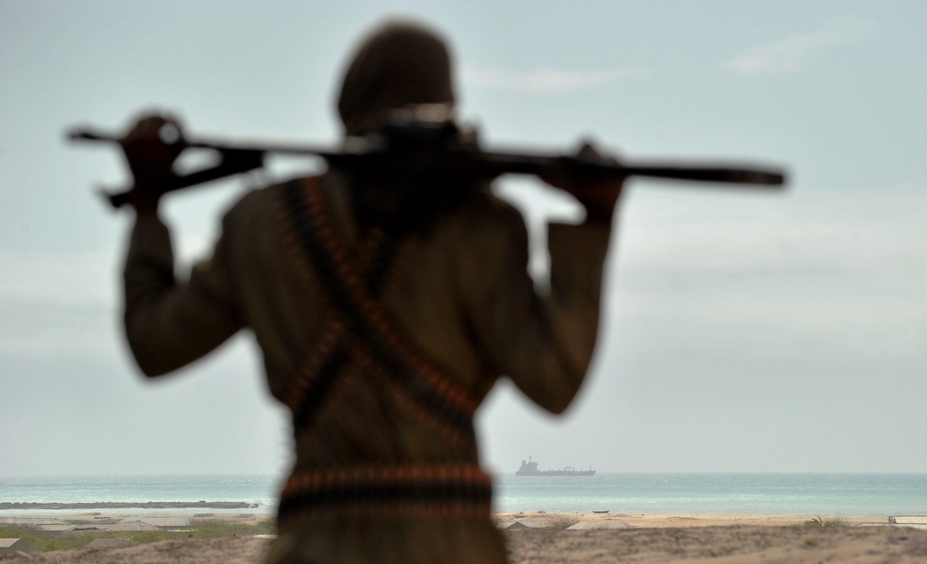 Why Is It So Hard to Stop West Africa's Vicious Pirates