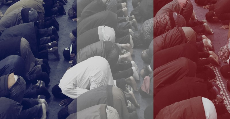 FRANCE-ATTACKS-MOSQUE