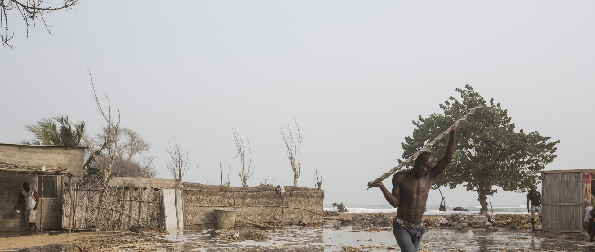 West Africa Is Being Swallowed by the Sea – Foreign Policy