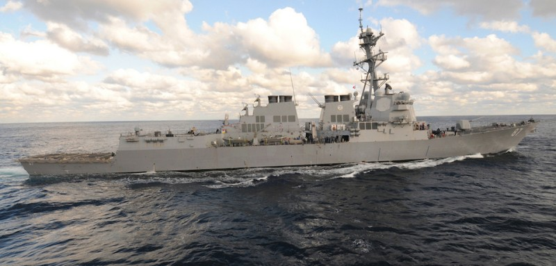Is the U S  Navy a Sitting Duck? – Foreign Policy
