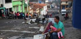 <> on March 8, 2014 in San Cristobal, Venezuela.