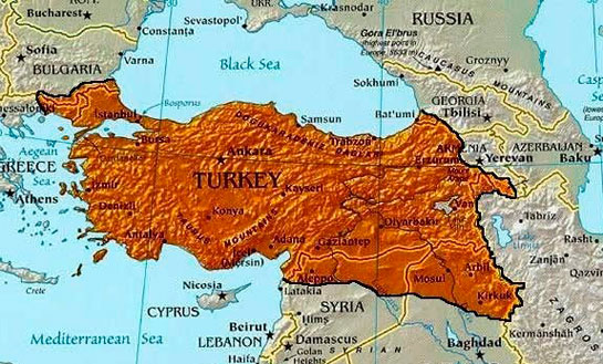 Turkey's New Maps Are Reclaiming the Ottoman Empire – Foreign Policy