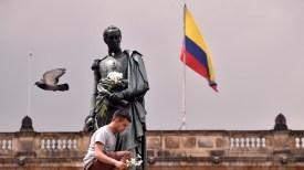 COLOMBIA-NOBEL-PEACE-SANTOS-CELEBRATIONS