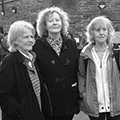 Colette Devlin, Diana King, and Kitty O'Kane