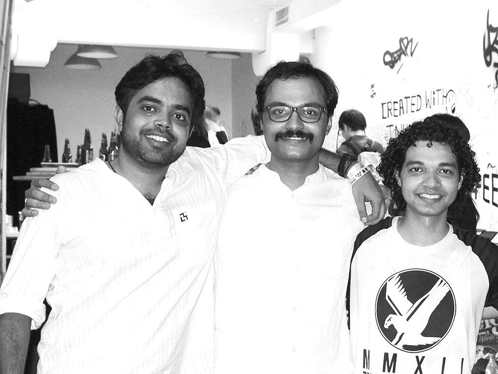 Nitesh Kadyan, Nikhil Kaushik, and Anirudh Sharma