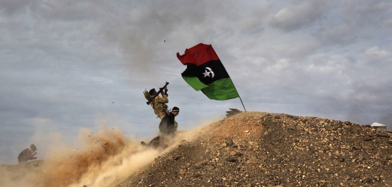 <> on March 10, 2011 in Ras Lanuf, Libya.