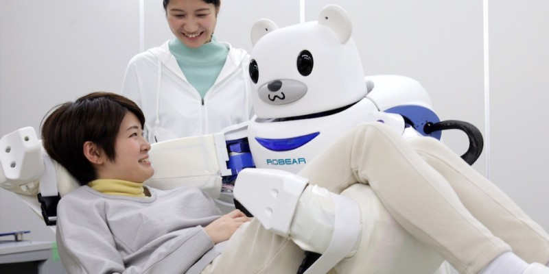 Nine Out Of Ten Nurses Agree >> Japan Prefers Robot Bears To Foreign Nurses Foreign Policy