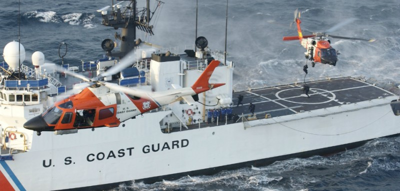 Trump S Military Buildup Threatens To Gut U S Coast Guard