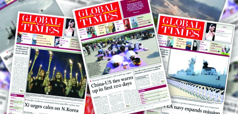 China's Angriest Newspaper Doesn't Speak for China – Foreign Policy