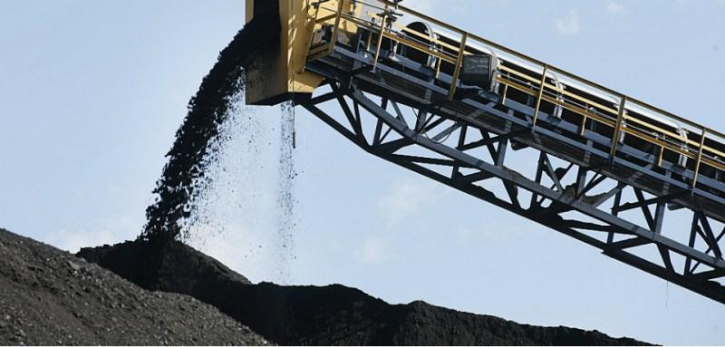 coal crop