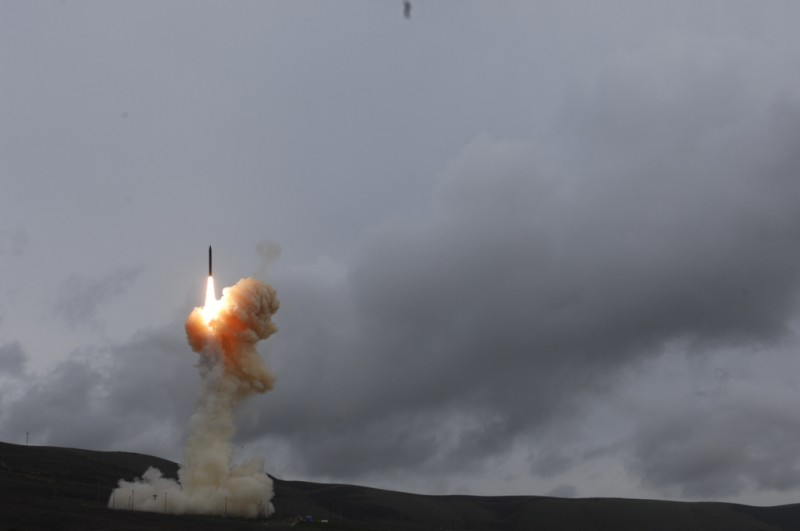 Launch from LF-23, Vandenberg AFB