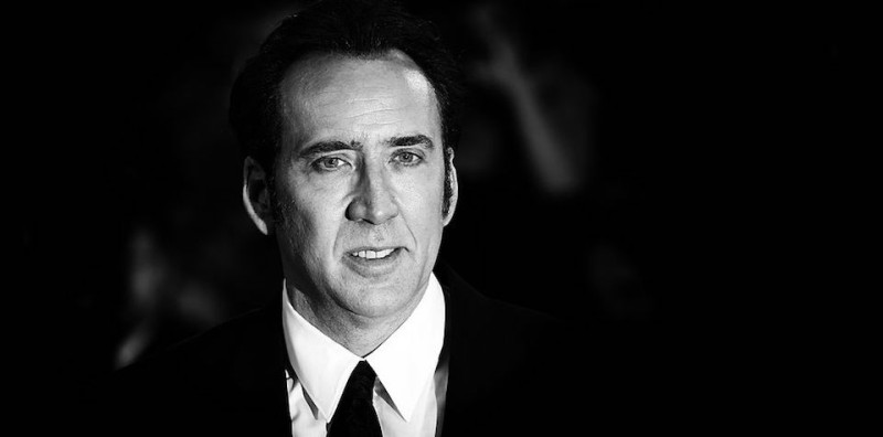 VENICE, ITALY - AUGUST 30:  (EDITORS NOTE: This image was processed using digital filters)  An alternative view of actor Nicolas Cage who attends the 'Joe' Premiere during the 70th Venice International Film Festival on August 30, 2013 in Venice, Italy.  (Photo by Vittorio Zunino Celotto/Getty Images)