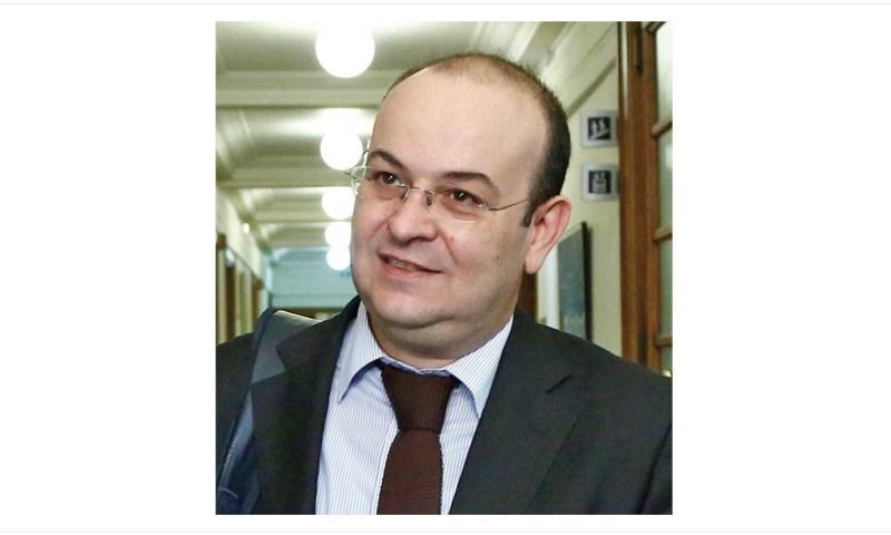 Dimitrios Liakos, Deputy Minister to the Prime Minister