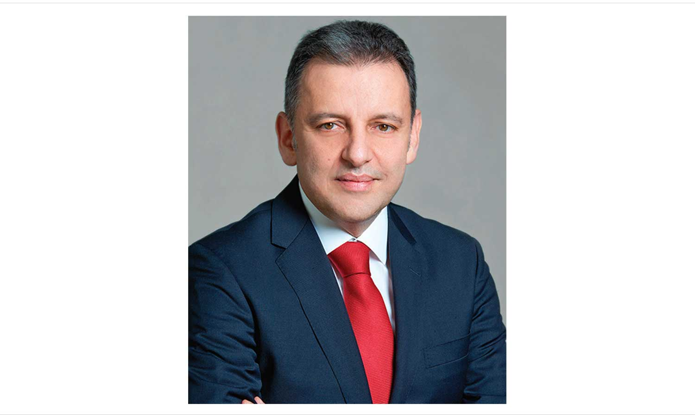 Haris Broumidis, Chairman and CEO, Vodafone Greece