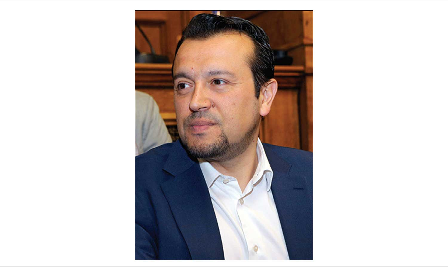 Nikos Pappas, Minister of Digital Policy, Telecommunications and Media