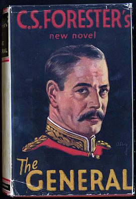 the_general_c-_s-_forester_novel_book_cover