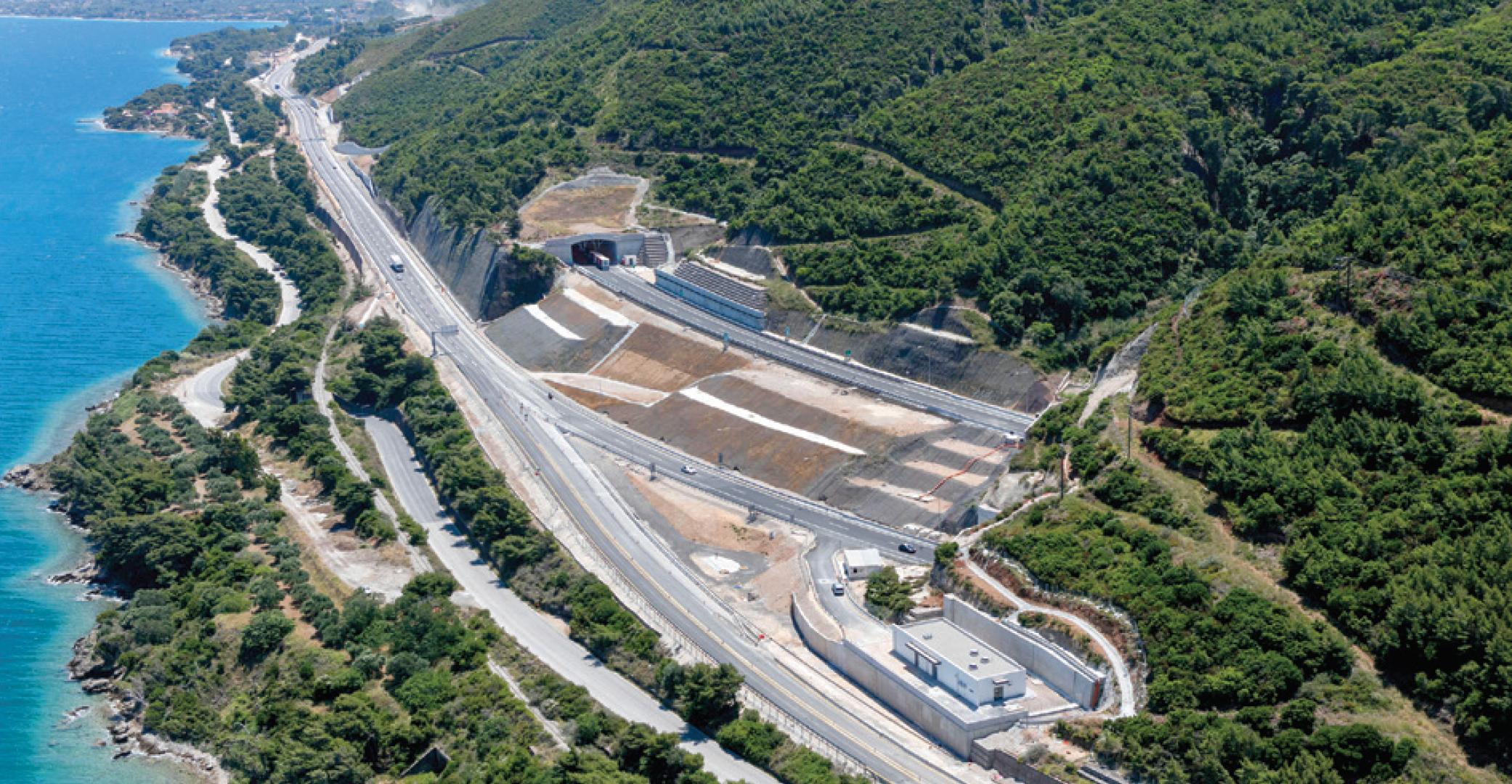 Greece Motorway