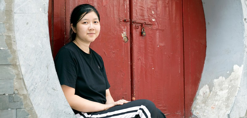 This 18-Year-Old Chinese Woman Is Beating The Schools At -5097