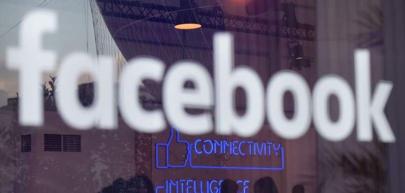 "The ""Facebook""-logo is pictured on the sidelines of a press preview of the so-called ""Facebook Innovation Hub"" in Berlin on February 24, 2016. / AFP / TOBIAS SCHWARZ        (Photo credit should read TOBIAS SCHWARZ/AFP/Getty Images)"