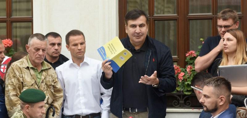 misha ukraine