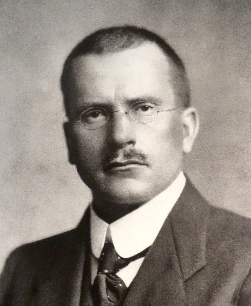 Carl Jung. (Wikimedia Commons)